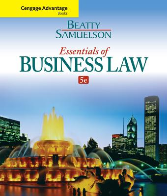 Essential Business Law By Beatty, Jeffrey F./ Samuelson, Susan S.